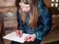 Geriausiai praktinę užduotį atliko dešimtokė Karolina Berdovaitė