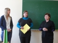 Susitikimas su lektorėmis
