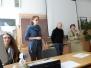 Susitikimas su architektais